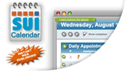 SUI Calendar template for FileMaker