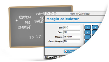 SUI Margin Calculator